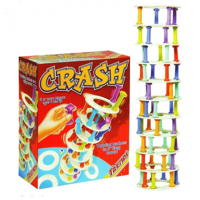 Настольные игры Trends Настольная игра Башня настольные игры yako настольная игра стрельба шарами