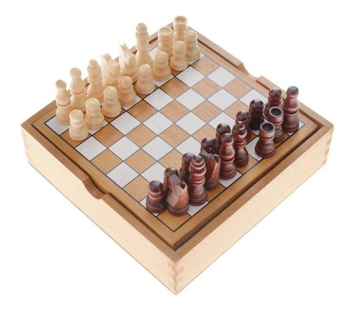 Настольные игры Tactic Games Настольная игра Шахматы мини настольная игра tactic games логическая скажи иначе компактная версия 2 53369