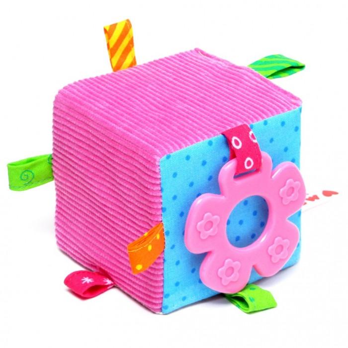 Подвесные игрушки Мякиши Эко Кубик