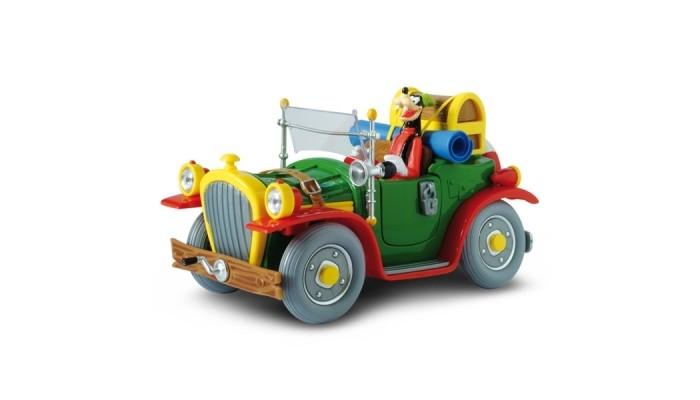 Машины Motorama Машинка с фигуркой Disney 1:43 машинка игрушечная с фигуркой nickelodeon сплинтер на атаке сенсея