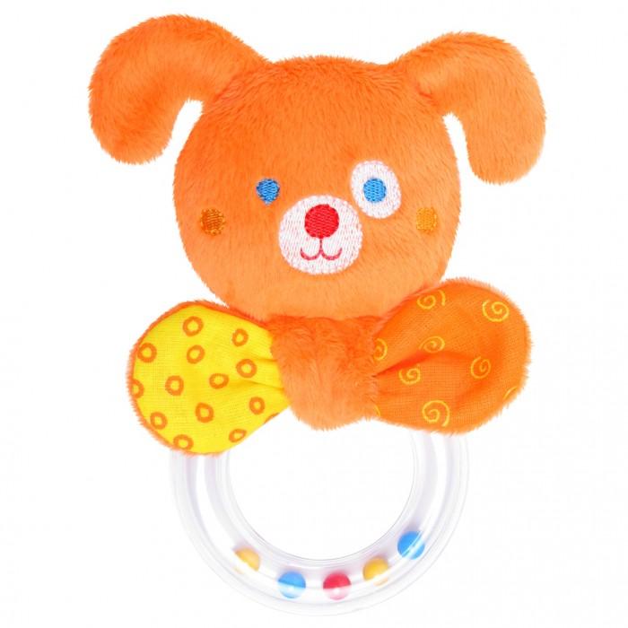 Погремушки Мякиши Мистер Гуф с колечком игрушка погремушка мякиши медвежонок колечко