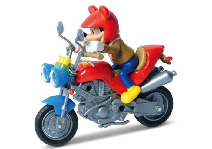 Машины Motorama Мотоцикл с фигуркой Disney 1:18 б у мотоцикл в кривом роге
