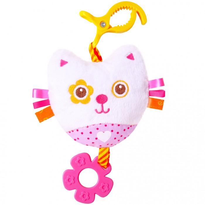 Подвесные игрушки Мякиши Котенок развивающие игрушки мякиши пищалка котенок кекс