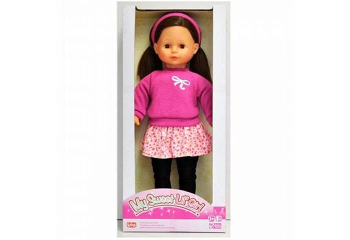 Куклы и одежда для кукол Lotus Onda Кукла Катя 50 см куклы gulliver кукла дынька 30см