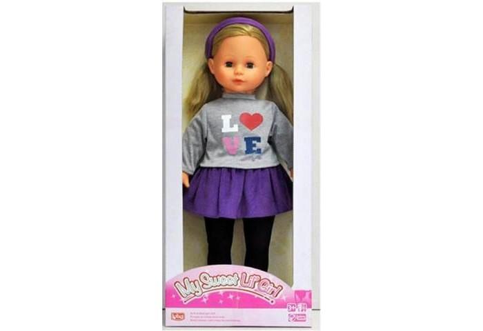 Куклы и одежда для кукол Lotus Onda Кукла Карина 50 см куклы gulliver кукла дынька 30см