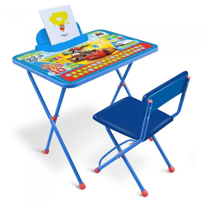 Детская мебель , Столы и стулья Ника Набор мебели Тачки арт: 425344 -  Столы и стулья