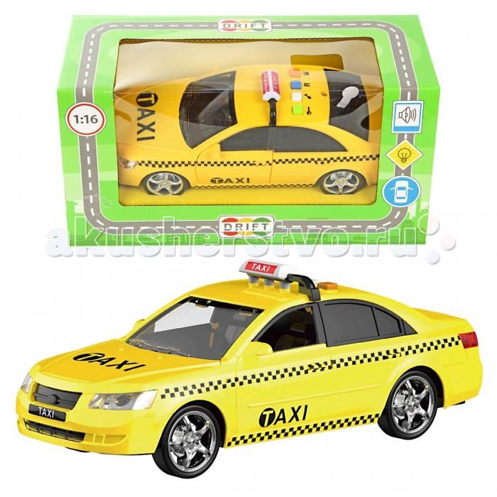 Машины Drift Машина фрикционная такси drift игрушка пластм машина грузовик пожарная автоцистерна р у свет drift