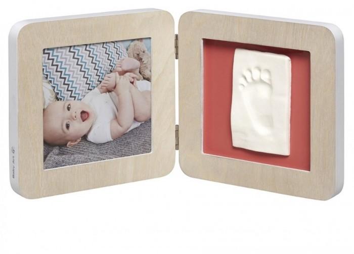 цена Декорирование Baby Art Рамка двойная Модерн с 4 цветными подложками онлайн в 2017 году