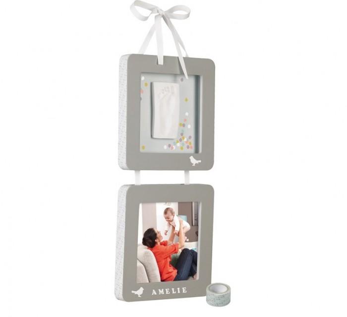 цена Декорирование Baby Art Рамка двойная подвесная Мой птенчик онлайн в 2017 году