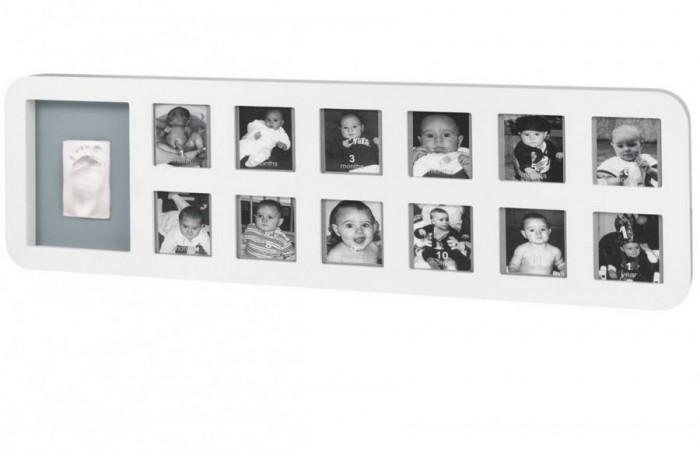 цена Декорирование Baby Art Рамка на 12 фотографий Первый год онлайн в 2017 году
