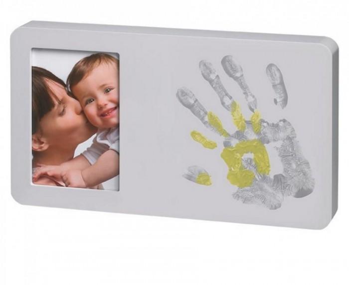 Baby Art Рамка с цветными отпечатками Ты и я