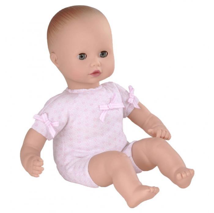 Куклы и одежда для кукол Gotz Кукла Маффин-девочка без волос 33 см куклы и одежда для кукол gotz мини маффин 22 см
