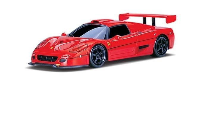 Машины Mjx Радиоуправляемый автомобиль 1:20 Ferrari F50 GT радиоуправляемый квадрокоптер mjx x300c hd 2 4g