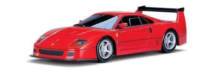 Машины Mjx Радиоуправляемый автомобиль 1:20 Ferrari F40 Competizione радиоуправляемый квадрокоптер mjx x300c hd 2 4g
