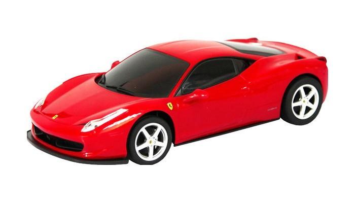Машины Mjx Радиоуправляемый автомобиль 1:20 Ferrari 458 Italia радиоуправляемый квадрокоптер mjx x300c hd 2 4g