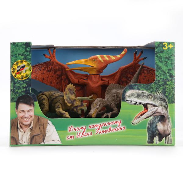 Играем вместе Набор динозавров