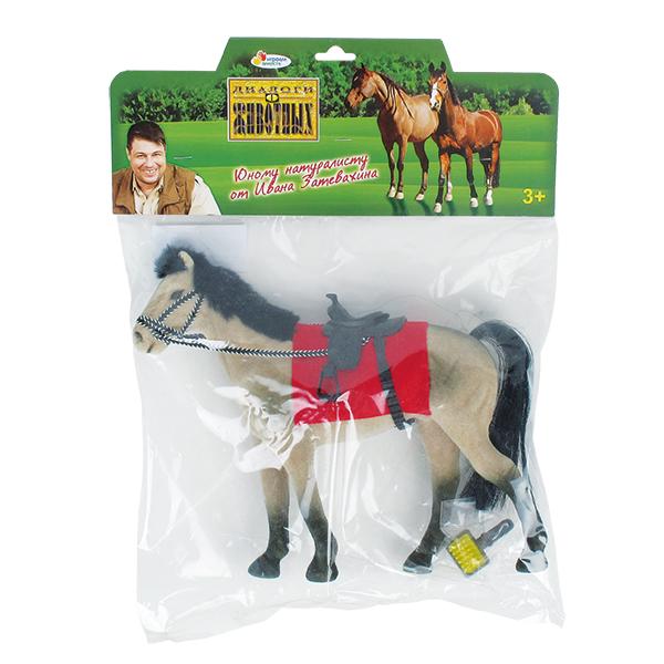 Игровые фигурки Играем вместе Лошадь, 14см играем вместе аппликация по номерам лошадь