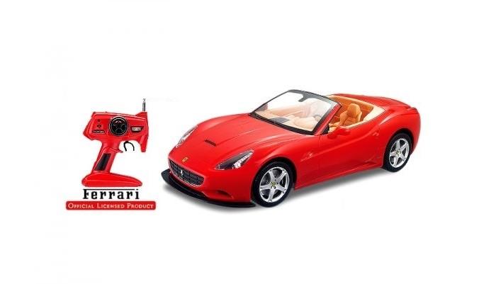 Машины Mjx Радиоуправляемый автомобиль 1:10 Ferrari California радиоуправляемый квадрокоптер mjx x300c hd 2 4g