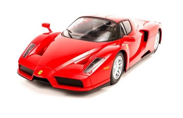 все цены на Машины Mjx Радиоуправляемый автомобиль 1:14 Ferrari Enzo онлайн