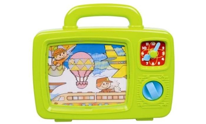 Развивающие игрушки Red Box Телевизор 25502 автомобильный телевизор
