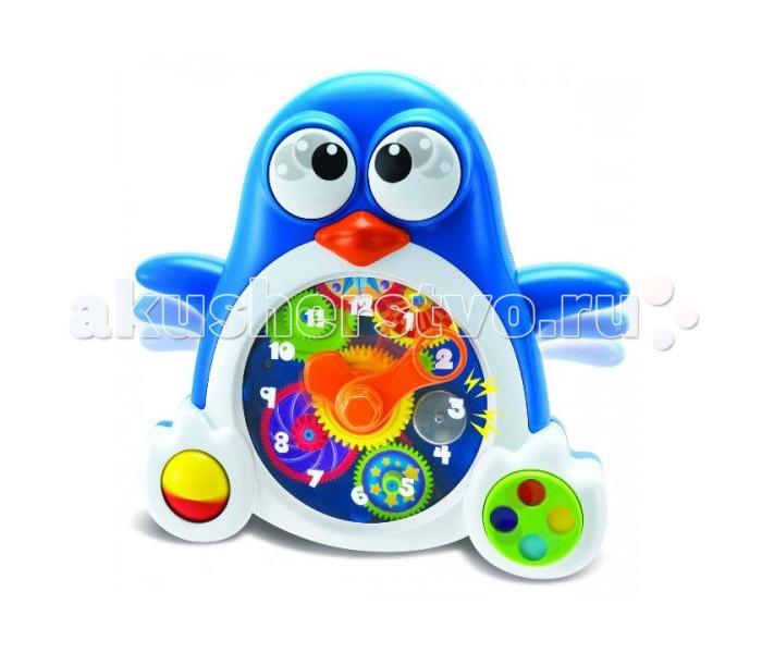 Развивающие игрушки Keenway Пингвиненок-часы keenway развивающая игрушка собачья служба полицейский