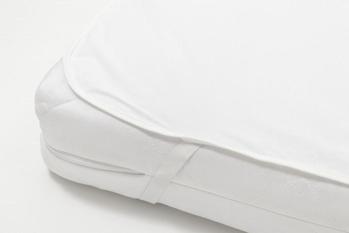 Наматрасники Forest Непромокаемый наматрасник Jersey с резинками по углам (хлопок) 120х60 см