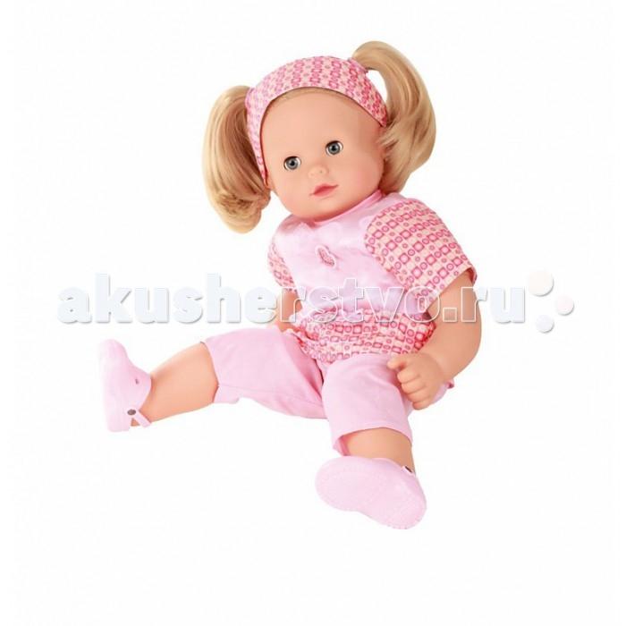 Купить Куклы и одежда для кукол, Gotz Кукла Макси-маффин блондинка в розовом 42 см