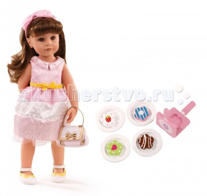Куклы и одежда для кукол Gotz Кукла Ханна именинница gotz кукла ханна модница