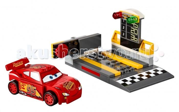 Lego Lego 10730 Лего Джуниорс Устройство для запуска Молнии МакКуина lego juniors 10739 лего джуниорс ниндзяго нападение акулы