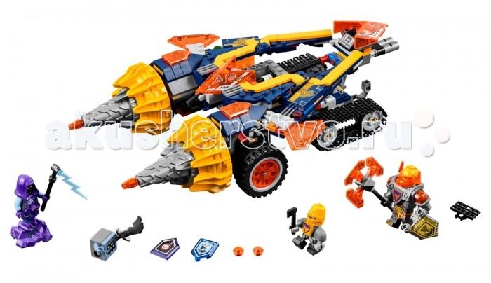 Lego Lego Nexo knights 70354 Лего Нексо Бур-машина Акселя бра 70354 paulmann
