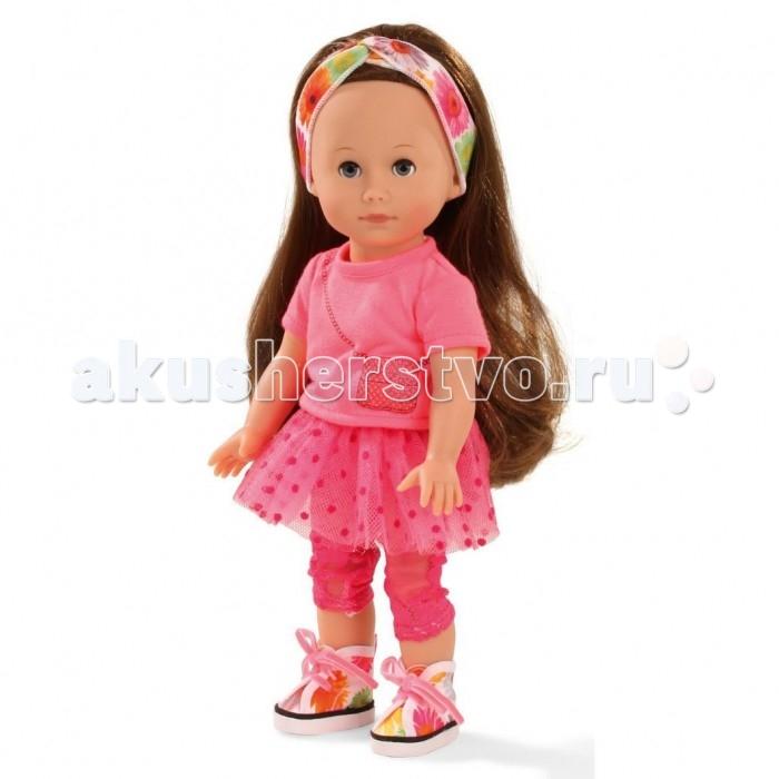 Куклы и одежда для кукол Gotz Кукла Хлоя 27 см куклы и одежда для кукол gotz мини маффин 22 см