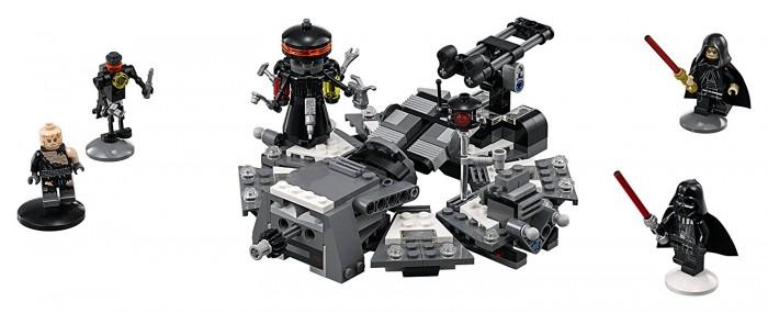 lego lego star wars 75150 лего звездные войны усовершенствованный истребитель сид дарта вейдера Lego Lego Star Wars 75183 Лего Звездные Войны Превращение в Дарта Вейдера