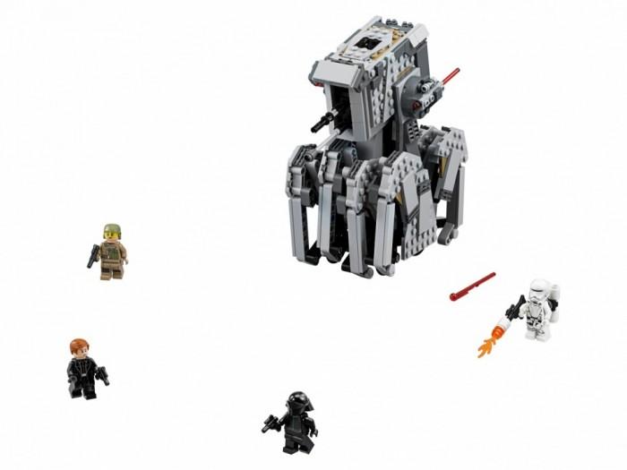 Lego Lego Star Wars 75177 Лего Звездные Войны Разведывательный шагоход Первого ордена конструктор lego star wars тяжелый разведывательный шагоход первого ордена 75177 l