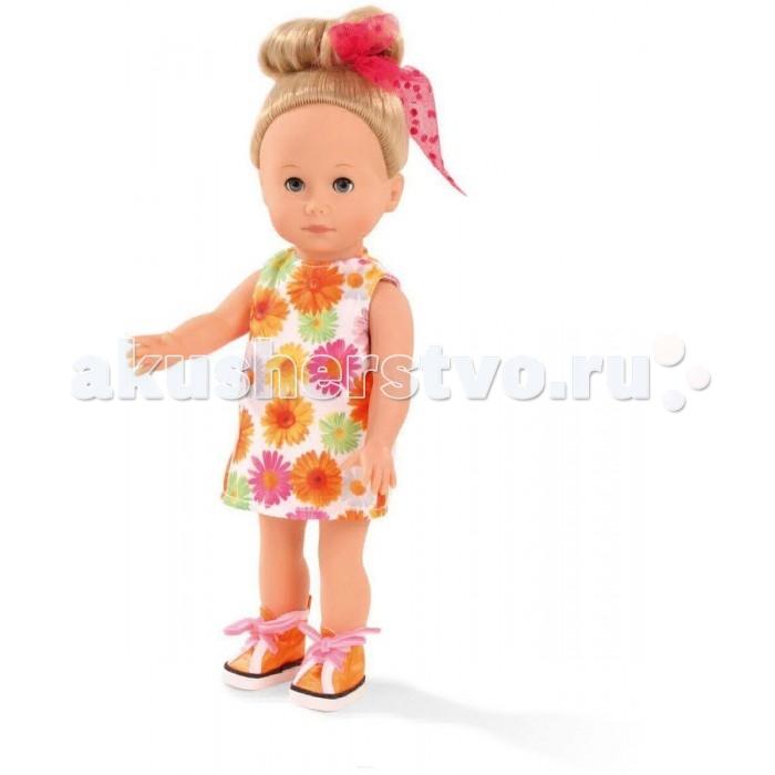 Куклы и одежда для кукол Gotz Кукла Миа 27 см куклы и одежда для кукол весна озвученная кукла саша 1 42 см