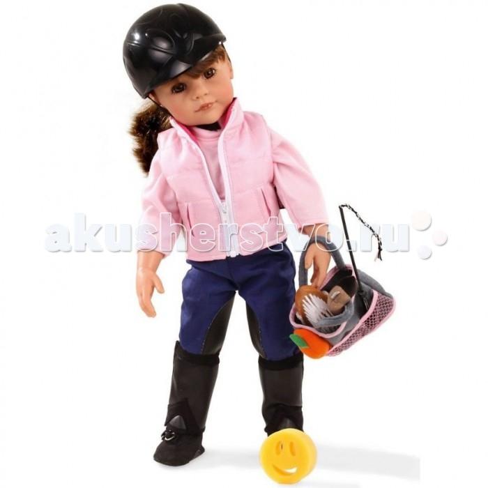 Куклы и одежда для кукол Gotz Кукла Ханна наездница 50 см gotz кукла ханна модница