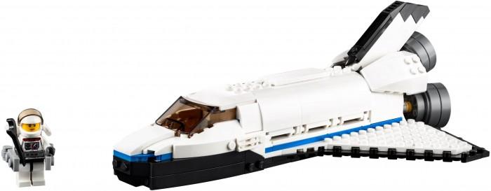 Lego Lego Creator 31066_1 Лего Криэйтор Исследовательский космический шаттл lego creator 31056 лего криэйтор зелёный кабриолет
