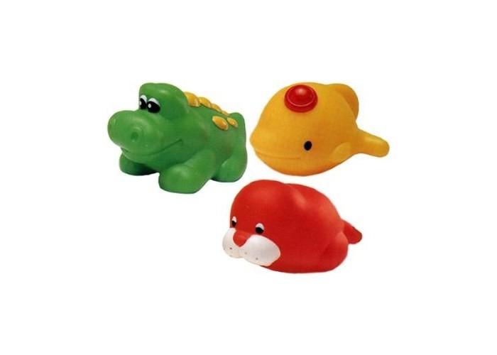Игрушки для ванны Red Box Водяные Игрушки-Брызгалки 3 шт. развивающие игрушки red box телевизор 25502