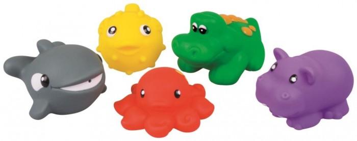 Игрушки для ванны Red Box Водяные Игрушки-Брызгалки 5 шт. игрушки для ванны red box набор заводные водяные игрушки 3 шт