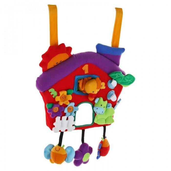 Подвесные игрушки Red Box Музыкальный активный домик, Подвесные игрушки - артикул:427024