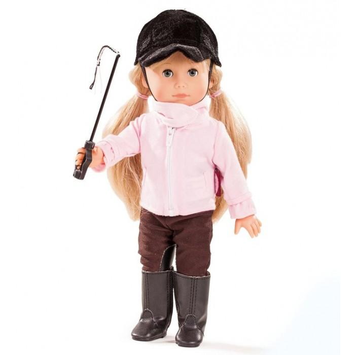цены Куклы и одежда для кукол Gotz Кукла Миа в костюме наездницы 27 см
