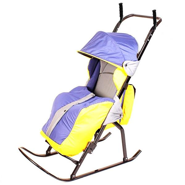 Купить Санки-коляска R-Toys Кенгуру-1 в интернет магазине. Цены, фото, описания, характеристики, отзывы, обзоры