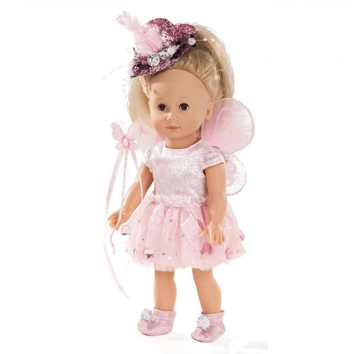 Куклы и одежда для кукол Gotz Кукла Паула в костюме феи 27 см куклы и одежда для кукол vestida de azul оливия в розовом костюме 30 см