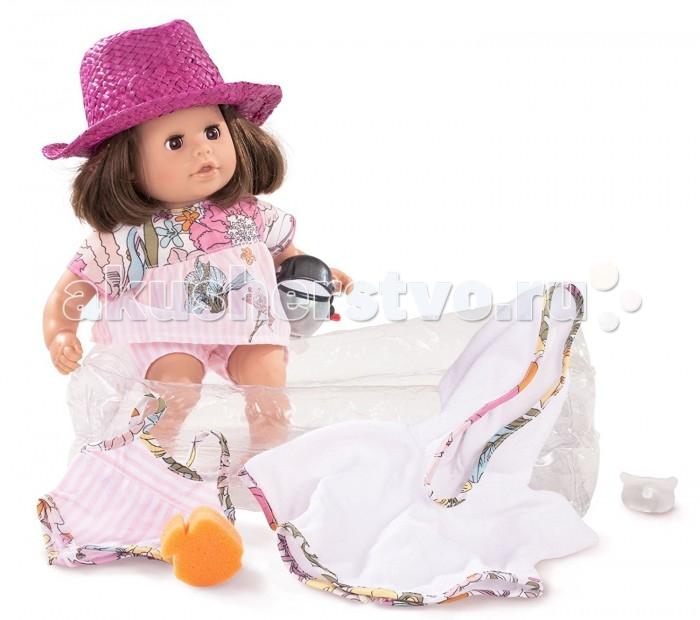 Куклы и одежда для кукол Gotz Кукла Аквини европейка 33 см брюнетка