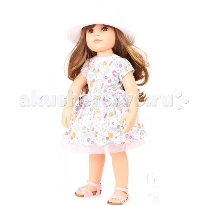 Куклы и одежда для кукол Gotz Кукла Ханна летний наряд с очками 50 см gotz кукла ханна модница