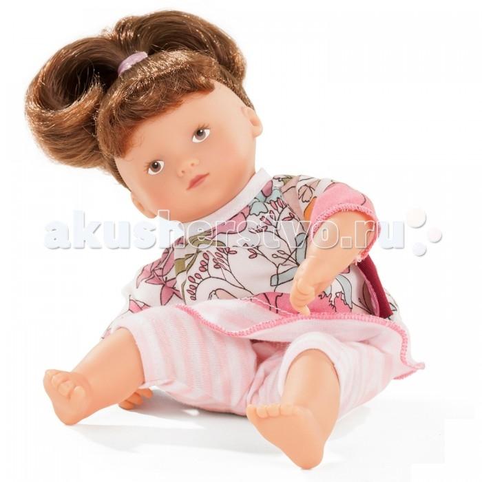 Куклы и одежда для кукол Gotz Мини-маффин шатенка 22 см куклы и одежда для кукол gotz мини маффин 22 см