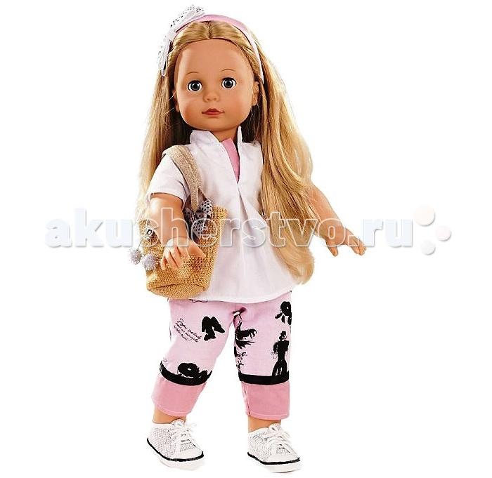 Куклы и одежда для кукол Gotz Кукла Джессика 46 см блондинка куклы и одежда для кукол gotz мини маффин 22 см