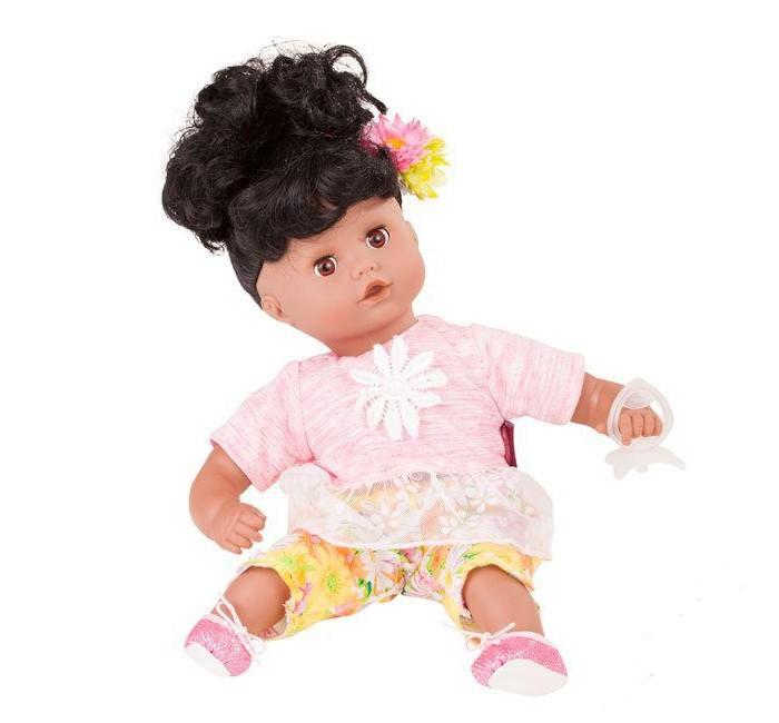 Куклы и одежда для кукол Gotz Кукла Маффин брюнетка 33 см куклы и одежда для кукол gotz мини маффин 22 см