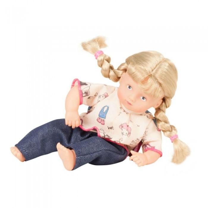 Куклы и одежда для кукол Gotz Кукла Мини-Маффин блондинка 22 см куклы и одежда для кукол gotz мини маффин 22 см