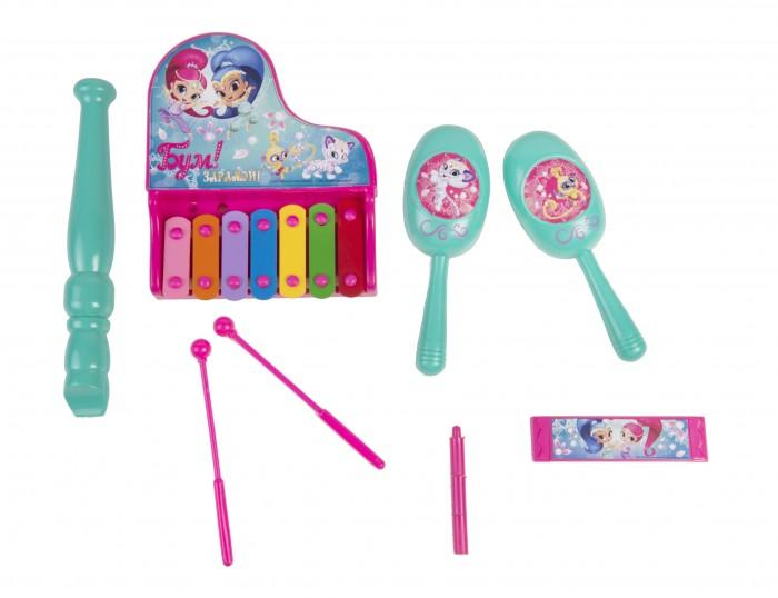 zhorya набор музыкальных инструментов Музыкальные игрушки Shimmer&Shine Набор музыкальных инструментов