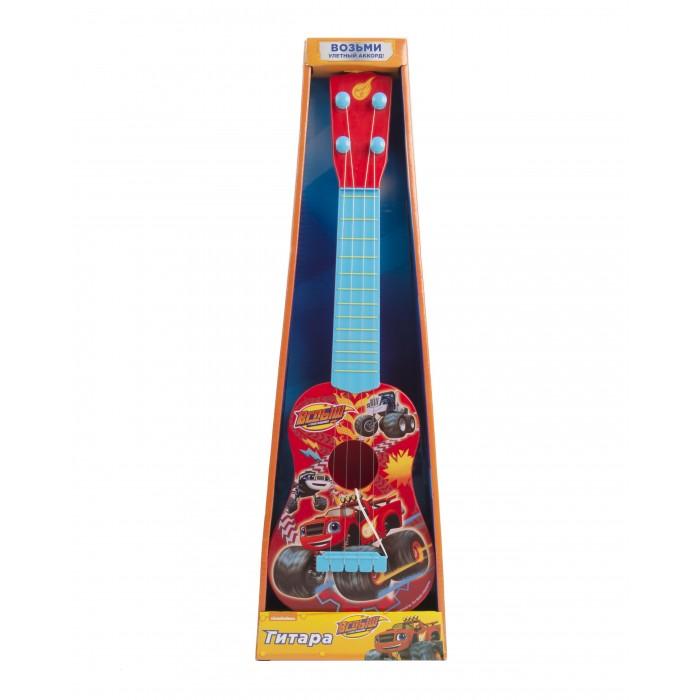 Музыкальные игрушки Вспыш Гитара с медиатором двери металлические входные в алмате
